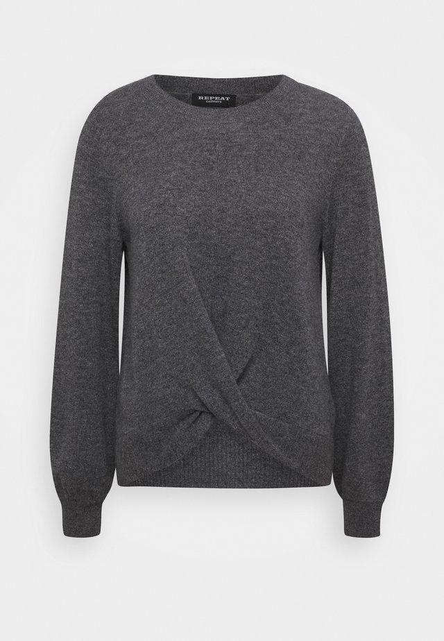 Jumper - med grey