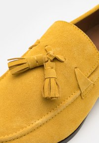 Zign - Nazouvací boty - yellow - 5