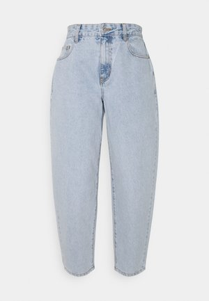 SLOUCH MOM  - Relaxed fit jeans - roadknight blue