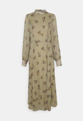 INDIVIA - Vestito elegante - frozen olive