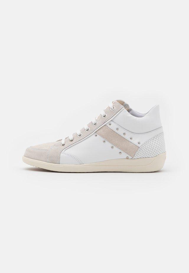 MYRIA - Sneakers alte - white/offwhite