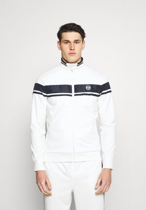 TRACKTOP YOUNGLINE - Training jacket - blanc de blanc/night sky
