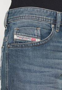 Diesel - THOMMER-X - Slim fit jeans - medium blue - 3