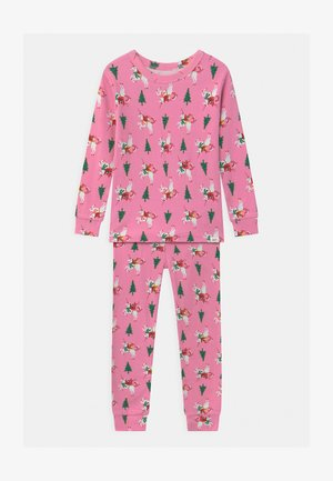 TODDLER GIRL - Pyjama set - parisian pink