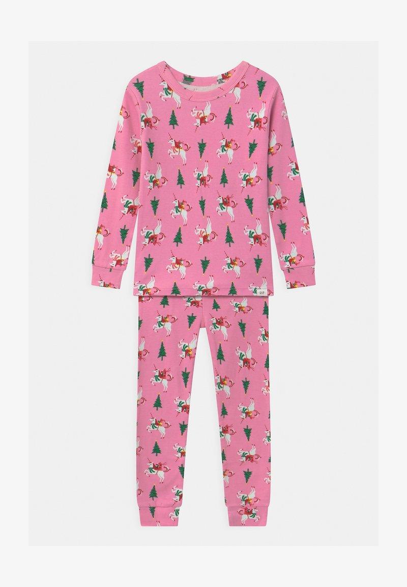 GAP - TODDLER GIRL - Pyjama set - parisian pink