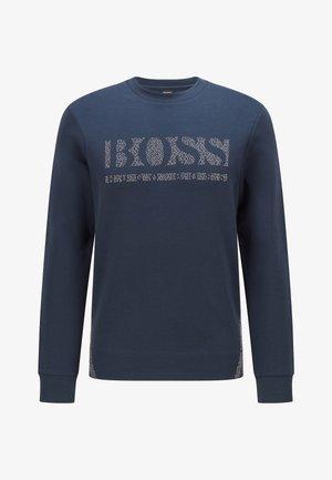 SALBO ICONIC - Sweatshirt - dark blue