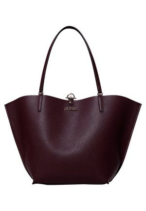 Tote bag - bordeaux
