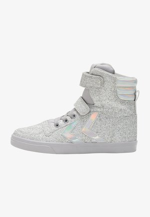 Trainers - silver