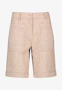 Gerry Weber - Shorts - beige/weiß - 2