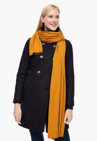 s.Oliver - Scarf - yellow - 1