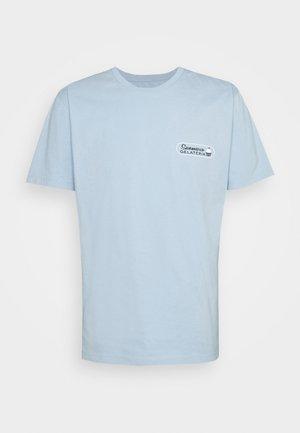 SAMUEL GELATO - T-shirt con stampa - light blue