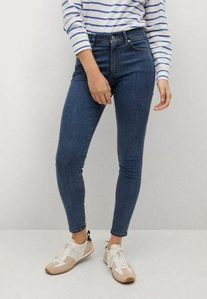 ELSA - Jeans Skinny Fit - donkerblauw