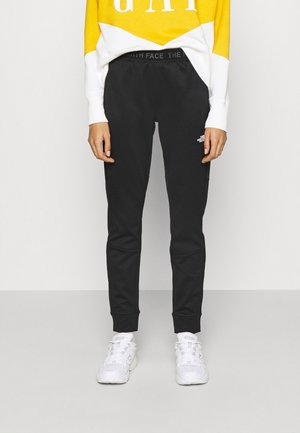 PANT - Tracksuit bottoms - black