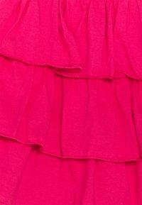 Blue Seven - SMALL GIRLS 3 PACK - Mini skirt - stroh/pink/nachtblau - 2