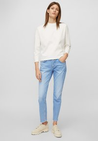 Marc O'Polo - THEDA - Relaxed fit jeans - authentic light blue wash - 1