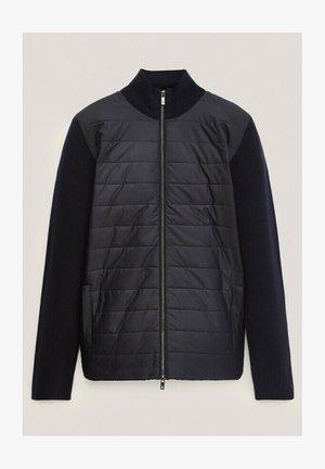 Light jacket - blue-black denim