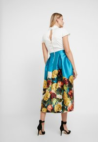 Closet - CAP SLEEVE DRESS - Cocktail dress / Party dress - blue - 3