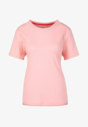 Basic T-shirt - candy pink