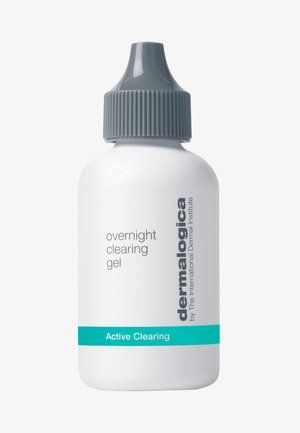 OVERNIGHT CLEARING GEL  - Nachtpflege - -
