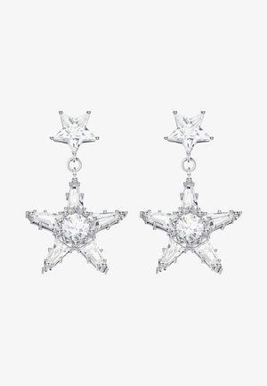Ohrringe - white/silver-coloured