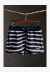 Superdry - CLASSIC  - Shorts - navy stripe - 0