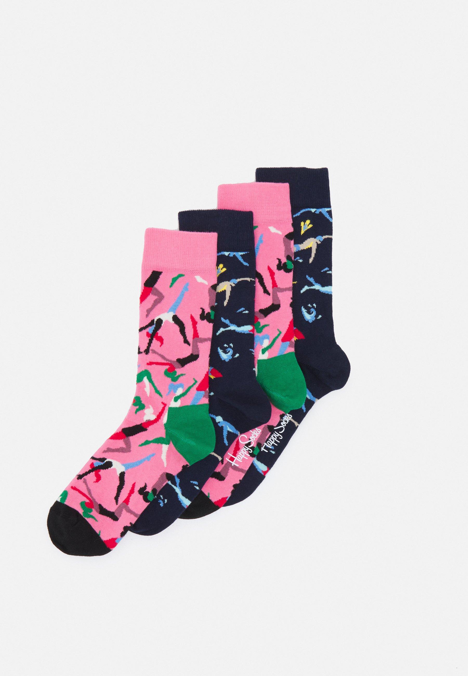 Men GYMNASTICS SOCK SWIMMING SOCK 2 PACK UNISEX - Socks