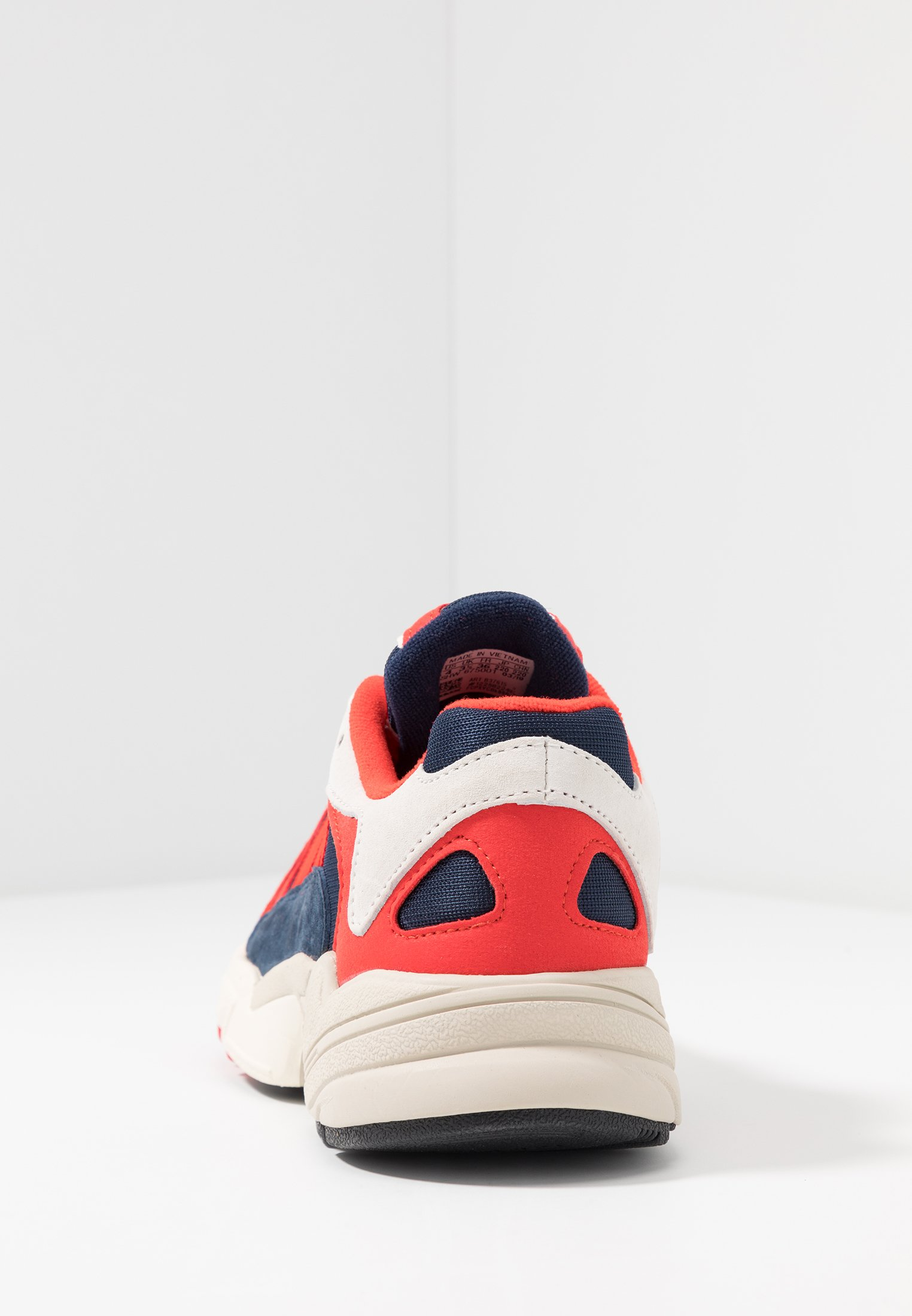 adidas Originals YUNG-1 TORSION SYSTEM RUNNING-STYLE SHOES - Sneakers basse - white/core black/collegiate navy - Scarpe da donna Bello