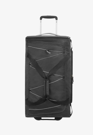 MIT ROLLEN - Luggage - black/grey