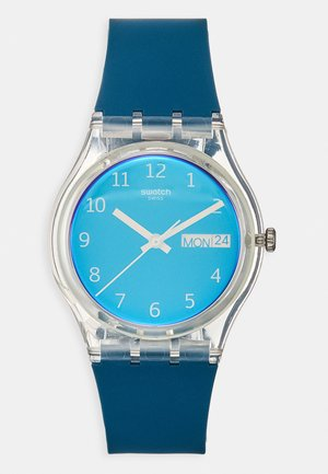BLUE AWAY - Montre - blue