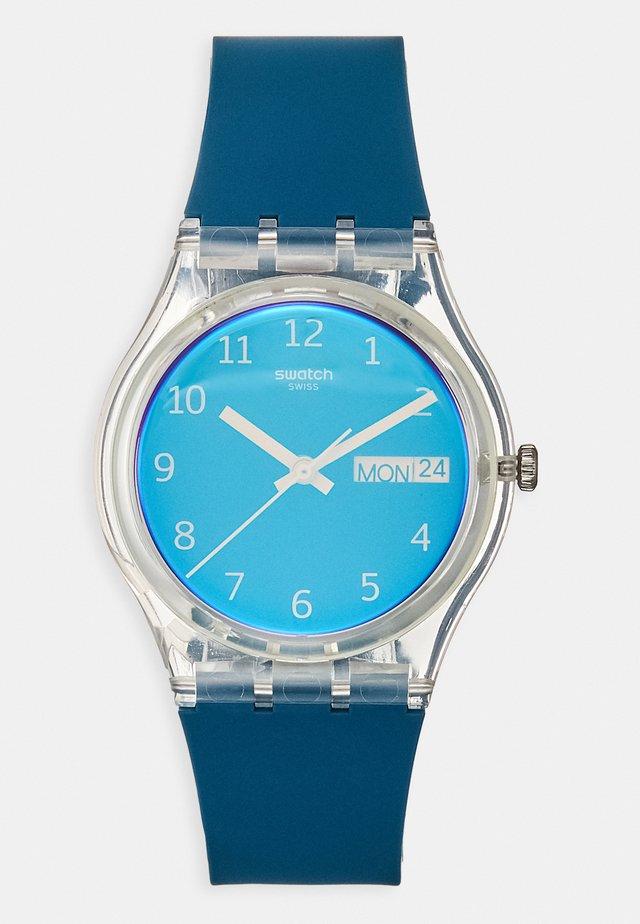 BLUE AWAY - Horloge - blue