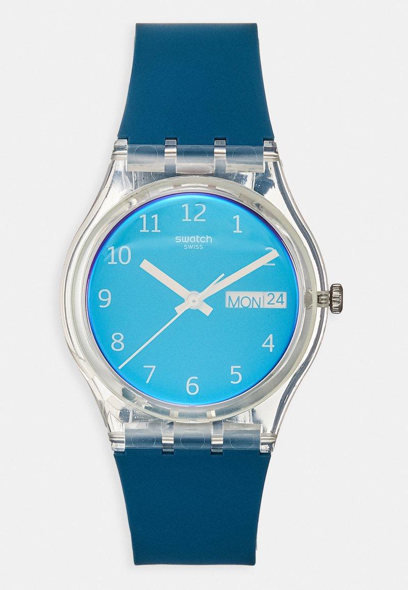 Swatch - BLUE AWAY - Watch - blue