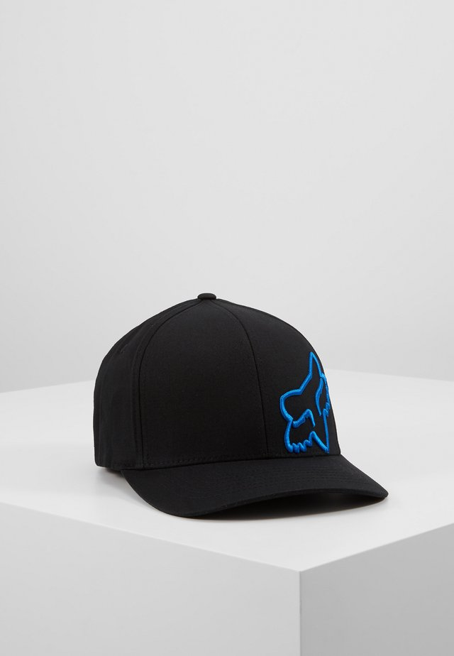FLEX 45 FLEXFIT HAT UNISEX - Pet - black/blue