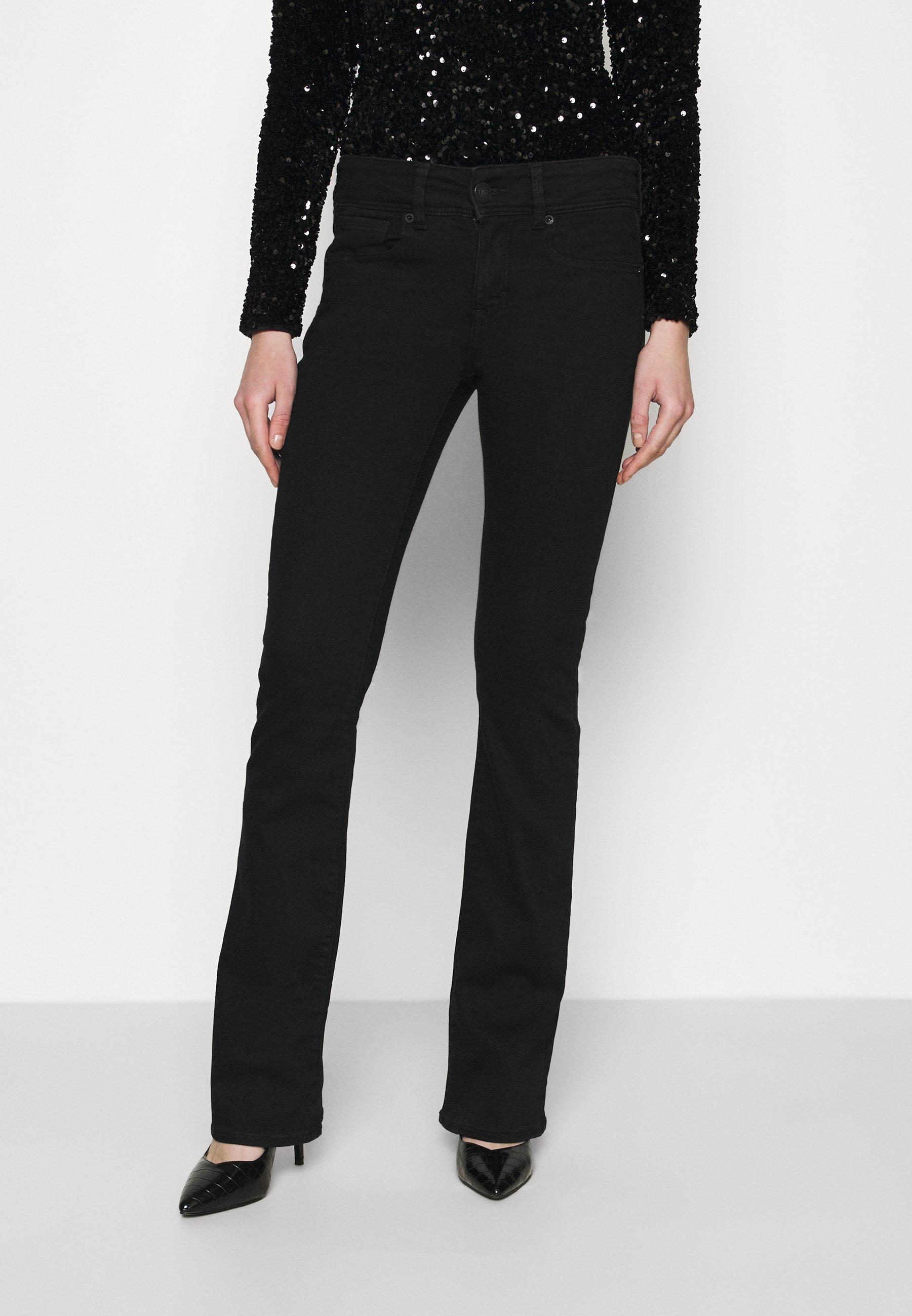 Women KICK BOOT - Flared Jeans