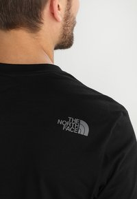 The North Face - EASY TEE - Print T-shirt - black - 3