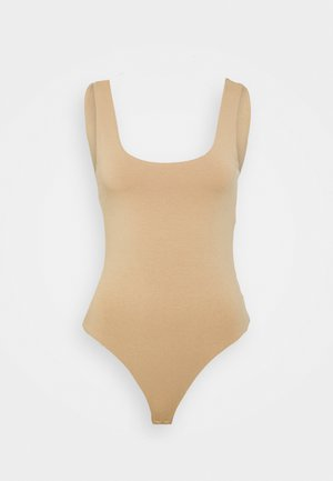 TANK BODYSUIT - Top - beige