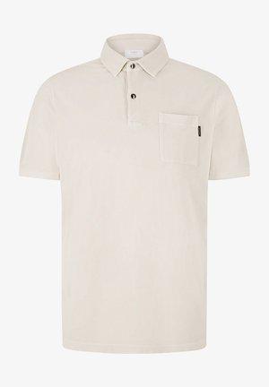ATHAN - Polo shirt - sand