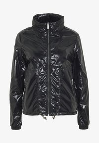 PYRENEX - PACKABLE HOOD SYLVIA - Summer jacket - black - 5