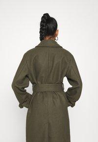 Weekday - RICKY COAT - Mantel - khaki green - 3