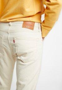 Levi's® - 501® SLIM TAPER - Slim fit jeans - bare bones - 5