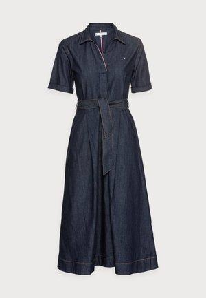 DENIM DRESS CHRISSY - Denimové šaty - denim