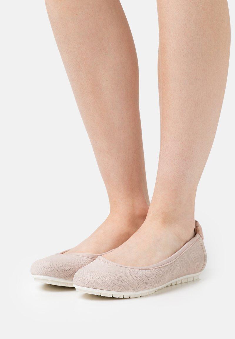 s.Oliver - Ballerinat - rose