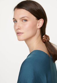 OYSHO - 2PACK - Hair styling accessory - coral - 1