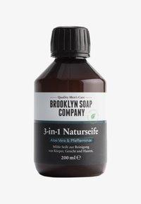 Brooklyn Soap - 3-IN-1 NATURSEIFE - Gesichtsreinigung - - - 0