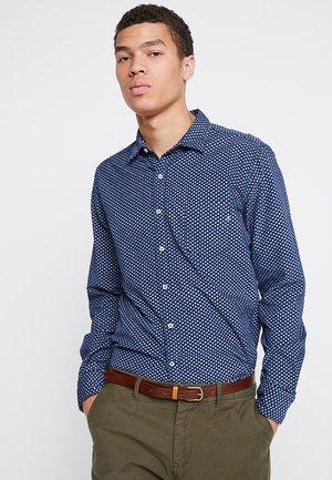 Camisa - blue/natural white