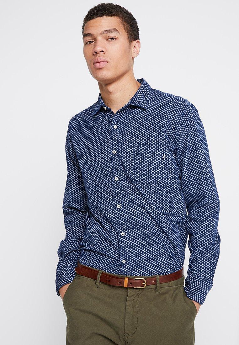Replay - Shirt - blue/natural white