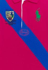 Polo Ralph Lauren - POLO DRESS - Denní šaty - accent pink - 2