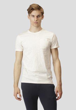 KOLDING - T-shirt basic - ecru