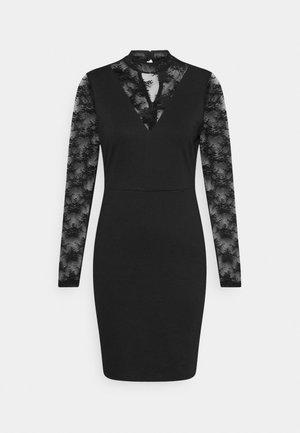 IHKATE  - Vestito di maglina - black