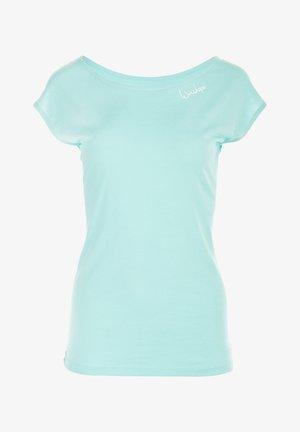 MCT003 ULTRA LIGHT - Basic T-shirt - mint