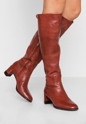 LEANN - Boots - roste evenly